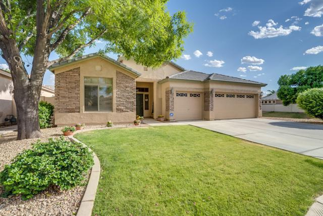 181 W Brooks Street, Gilbert, AZ 85233 (MLS #5923362) :: Devor Real Estate Associates