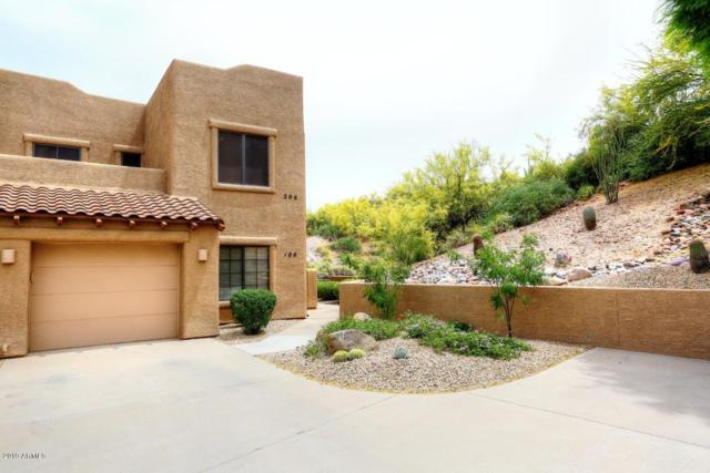17237 E Grande Boulevard #206, Fountain Hills, AZ 85268 (MLS #5923414) :: Kepple Real Estate Group