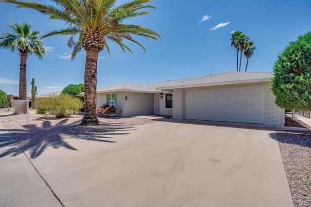 9501 W Timberline Drive, Sun City, AZ 85351 (MLS #5923609) :: Devor Real Estate Associates