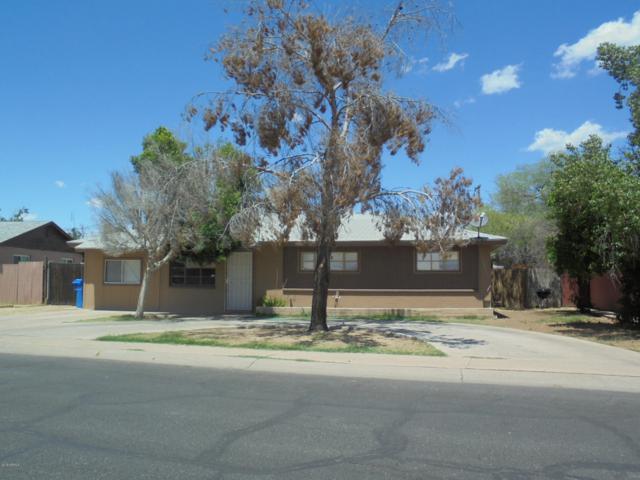3740 W Flower Street, Phoenix, AZ 85019 (MLS #5923645) :: CC & Co. Real Estate Team