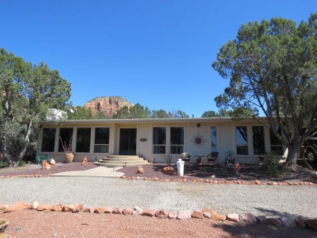 172 Fawn Drive, Sedona, AZ 86336 (MLS #5923725) :: CC & Co. Real Estate Team