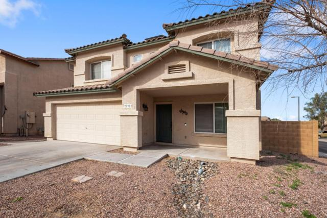 21982 W Sonora Street, Buckeye, AZ 85326 (MLS #5923869) :: The Kenny Klaus Team