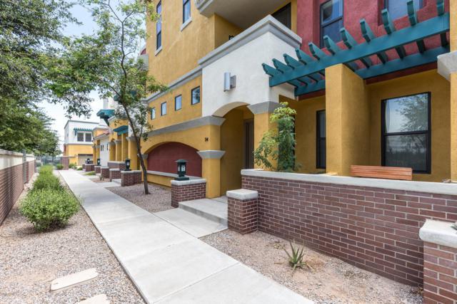123 N Washington Street #34, Chandler, AZ 85225 (MLS #5924037) :: CC & Co. Real Estate Team