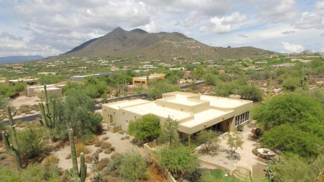 5867 E Canotia Place, Carefree, AZ 85377 (MLS #5924170) :: Riddle Realty