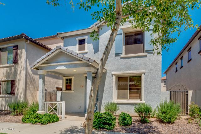 3805 E Santa Fe Lane, Gilbert, AZ 85297 (MLS #5924306) :: CC & Co. Real Estate Team