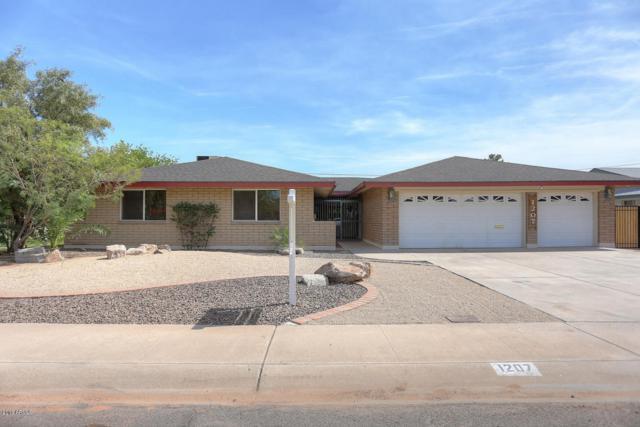 1207 E Loyola Drive, Tempe, AZ 85282 (MLS #5924338) :: Yost Realty Group at RE/MAX Casa Grande