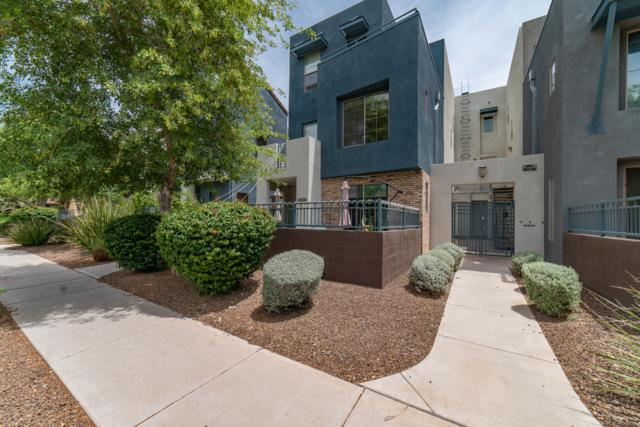 615 E Portland Street #109, Phoenix, AZ 85004 (MLS #5924511) :: The Ford Team