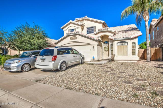1536 E Cheyenne Street, Gilbert, AZ 85296 (MLS #5924553) :: CC & Co. Real Estate Team