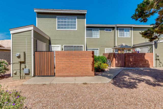2301 E University Drive #452, Mesa, AZ 85213 (MLS #5924602) :: CC & Co. Real Estate Team