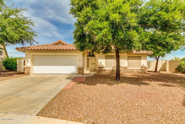 10020 W Ross Avenue, Peoria, AZ 85382 (MLS #5924639) :: Homehelper Consultants