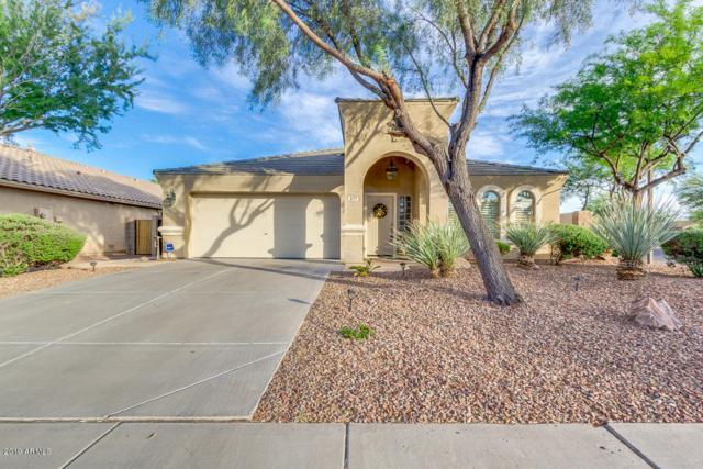 677 E Dry Creek Road, San Tan Valley, AZ 85143 (MLS #5924663) :: Team Wilson Real Estate