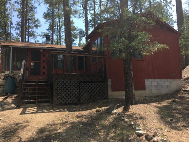 9 S Summer Homes Drive, Crown King, AZ 86343 (MLS #5924673) :: Riddle Realty