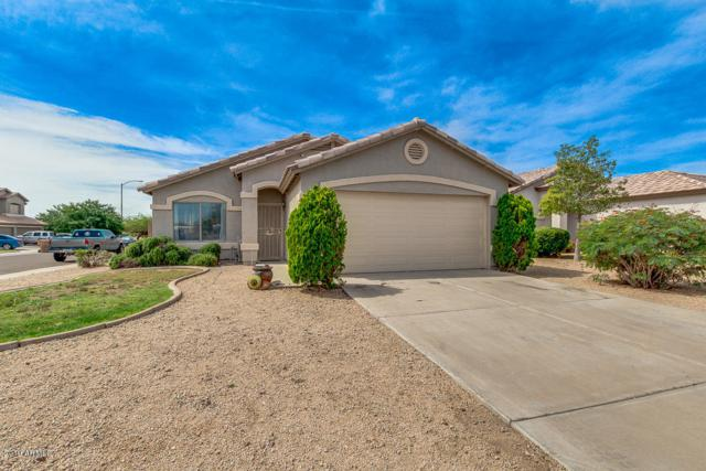 8527 W Sanna Street, Peoria, AZ 85345 (MLS #5924774) :: Team Wilson Real Estate