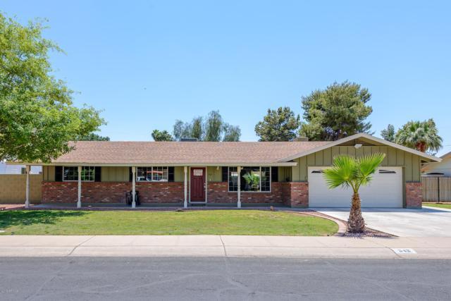 543 W Ironwood Drive, Chandler, AZ 85225 (MLS #5924778) :: CC & Co. Real Estate Team