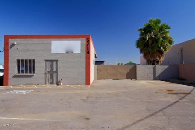5718 W Maryland Avenue, Glendale, AZ 85301 (MLS #5924797) :: Yost Realty Group at RE/MAX Casa Grande