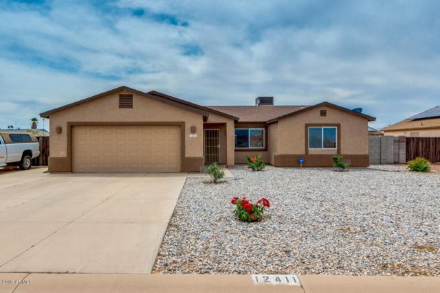 12411 W Cabrillo Drive, Arizona City, AZ 85123 (MLS #5924933) :: CC & Co. Real Estate Team