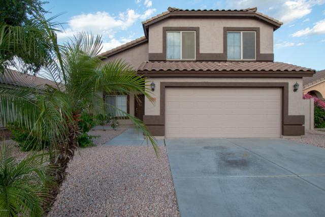 327 N Tiago Drive, Gilbert, AZ 85233 (MLS #5924991) :: Brett Tanner Home Selling Team