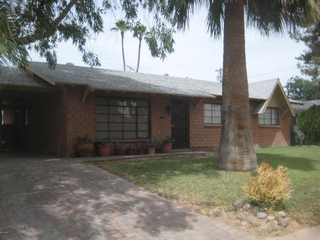 8710 E Monte Vista Road, Scottsdale, AZ 85257 (MLS #5925050) :: Kepple Real Estate Group