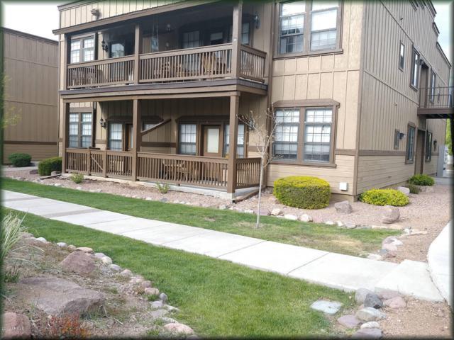 2399 Quarter Horse Trail #141, Overgaard, AZ 85933 (MLS #5925076) :: Kepple Real Estate Group