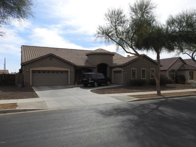 21951 E Domingo Road, Queen Creek, AZ 85142 (MLS #5925141) :: Revelation Real Estate
