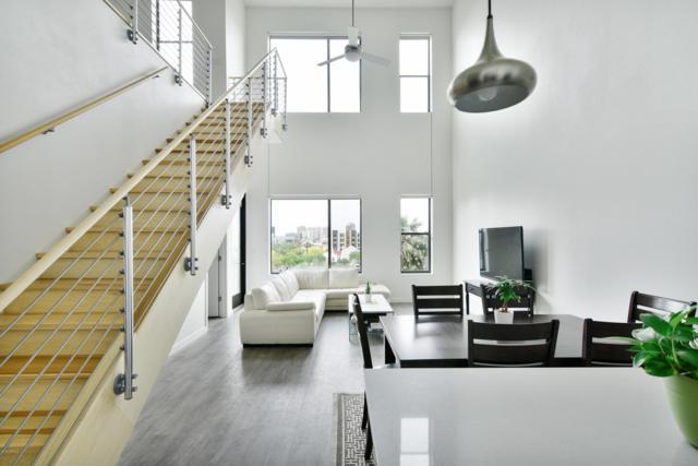 1130 N 2ND Street #401, Phoenix, AZ 85004 (MLS #5925259) :: CC & Co. Real Estate Team