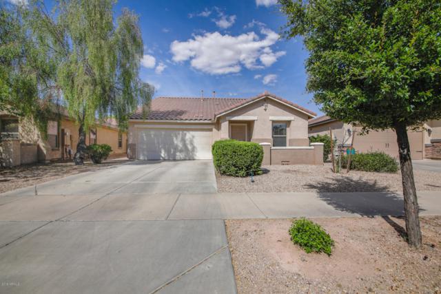 21870 E Gold Canyon Drive, Queen Creek, AZ 85142 (MLS #5925317) :: Riddle Realty