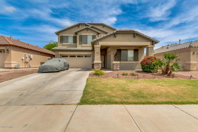 16052 W Williams Street, Goodyear, AZ 85338 (MLS #5925352) :: CC & Co. Real Estate Team