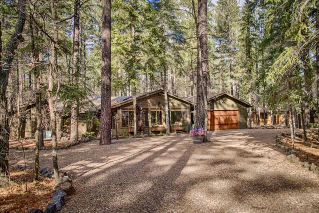2994 White Oak Drive, Pinetop, AZ 85935 (MLS #5925391) :: Team Wilson Real Estate