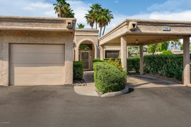 4015 N 78TH Street #106, Scottsdale, AZ 85251 (MLS #5925401) :: CC & Co. Real Estate Team