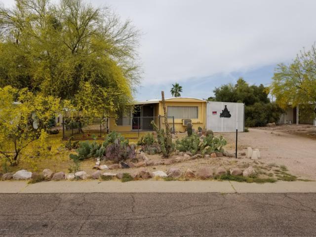 2190 S Descanso Road, Apache Junction, AZ 85119 (MLS #5925451) :: The W Group