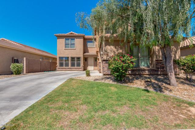 3824 S 101ST Drive, Tolleson, AZ 85353 (MLS #5925610) :: CC & Co. Real Estate Team