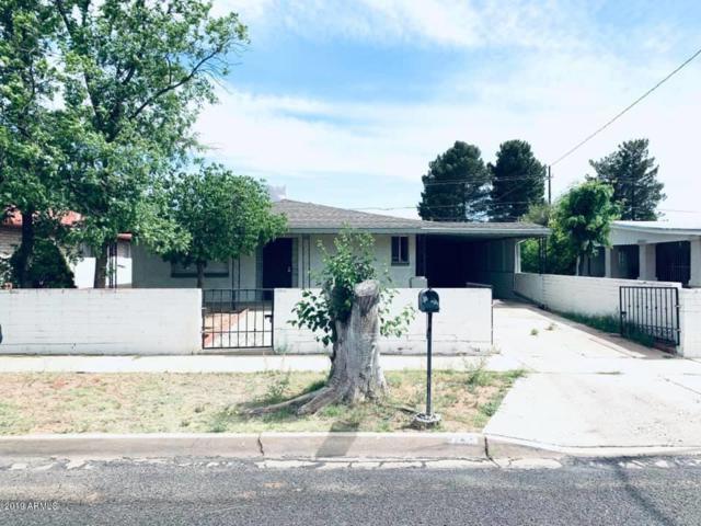 1125 E 5TH Street, Douglas, AZ 85607 (MLS #5925649) :: Brett Tanner Home Selling Team
