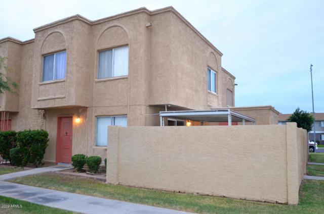 948 S Alma School Road #77, Mesa, AZ 85210 (MLS #5925759) :: CC & Co. Real Estate Team