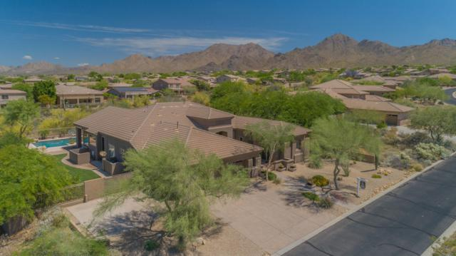 10760 E Meadowhill Drive, Scottsdale, AZ 85255 (MLS #5925798) :: Conway Real Estate