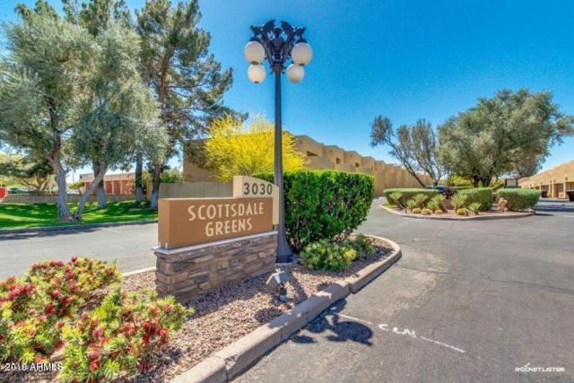 3030 N Hayden Road #33, Scottsdale, AZ 85251 (MLS #5925851) :: CC & Co. Real Estate Team