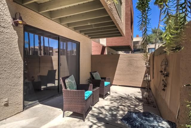3500 N Hayden Road #1803, Scottsdale, AZ 85251 (MLS #5925853) :: CC & Co. Real Estate Team