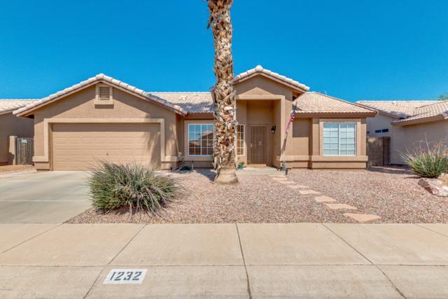 1232 S Bridger Drive, Chandler, AZ 85286 (MLS #5925858) :: CC & Co. Real Estate Team