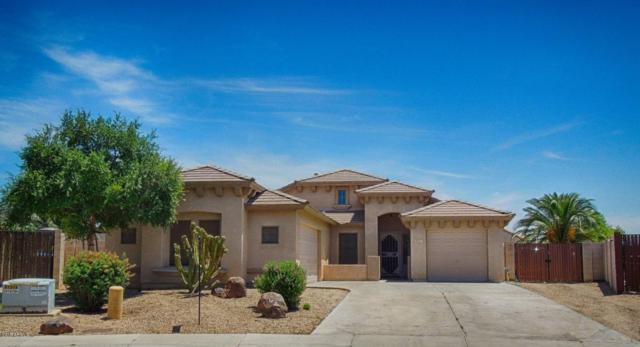 2637 S 85TH Drive, Tolleson, AZ 85353 (MLS #5925862) :: CC & Co. Real Estate Team