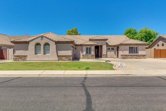 1238 S Sunnyvale, Mesa, AZ 85206 (MLS #5925900) :: CC & Co. Real Estate Team