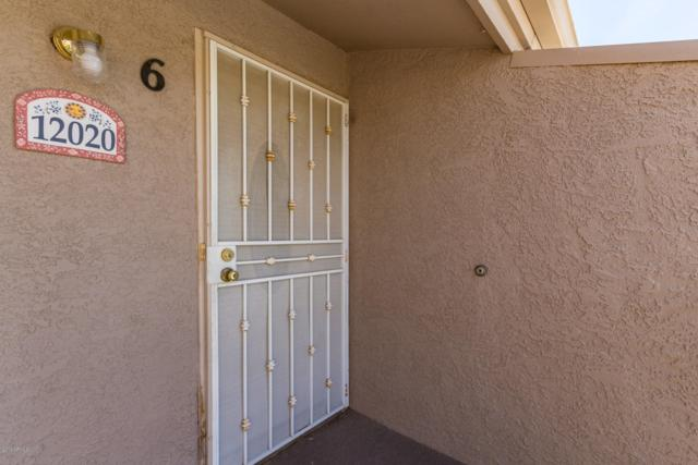 12020 N Saguaro Boulevard #6, Fountain Hills, AZ 85268 (MLS #5925902) :: CC & Co. Real Estate Team