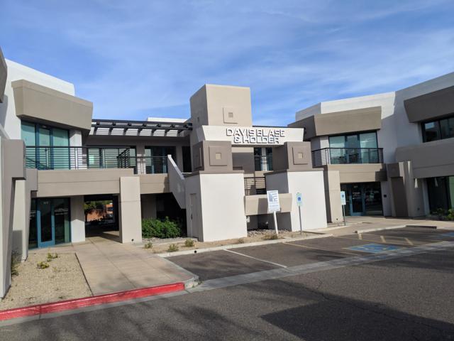 11111 N Scottsdale Road #240, Scottsdale, AZ 85254 (MLS #5925937) :: The W Group