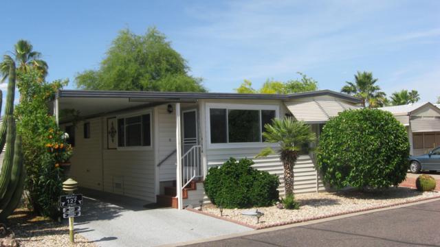 17200 W Bell Road #127, Surprise, AZ 85374 (MLS #5926006) :: RE/MAX Excalibur