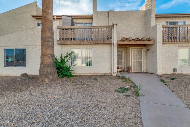 3840 N 43RD Avenue #79, Phoenix, AZ 85031 (MLS #5926285) :: CC & Co. Real Estate Team