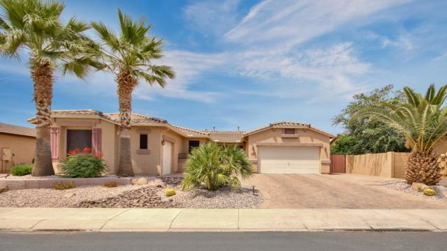 3076 E Blue Ridge Place, Chandler, AZ 85249 (MLS #5926414) :: Scott Gaertner Group