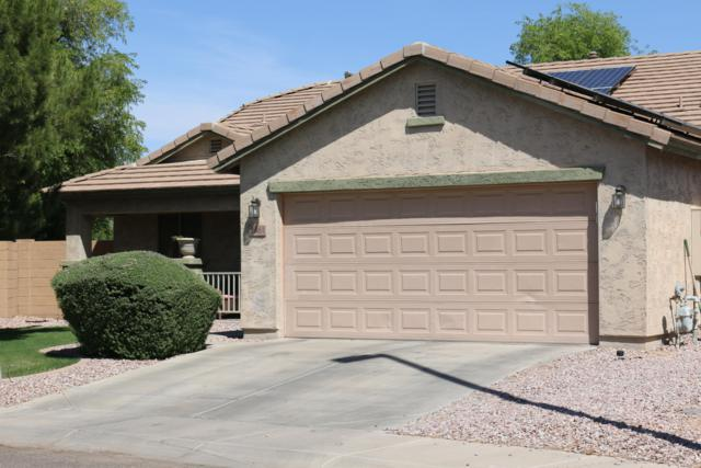2461 W Goldmine Mountain Cove, Queen Creek, AZ 85142 (MLS #5926428) :: CC & Co. Real Estate Team