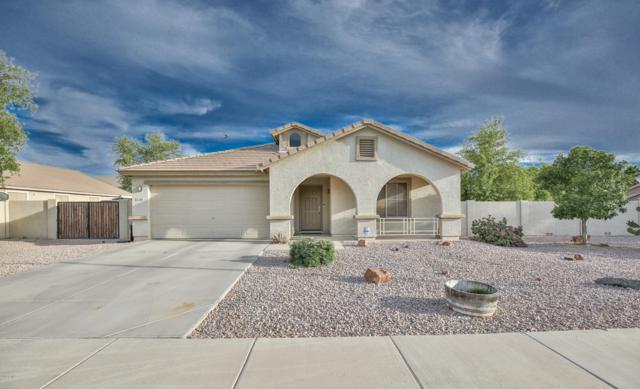 2601 E Desert Rose Trail, San Tan Valley, AZ 85143 (MLS #5926437) :: CC & Co. Real Estate Team