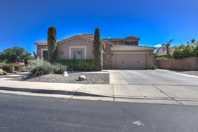 2619 E Desert Broom Place, Chandler, AZ 85286 (MLS #5926482) :: The Kenny Klaus Team