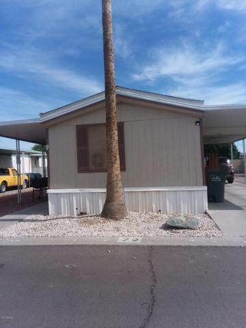 12721 W Greenway Road #72, El Mirage, AZ 85335 (MLS #5926516) :: Devor Real Estate Associates
