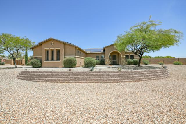 22936 W Sierra Ridge Way, Wittmann, AZ 85361 (MLS #5926562) :: Yost Realty Group at RE/MAX Casa Grande