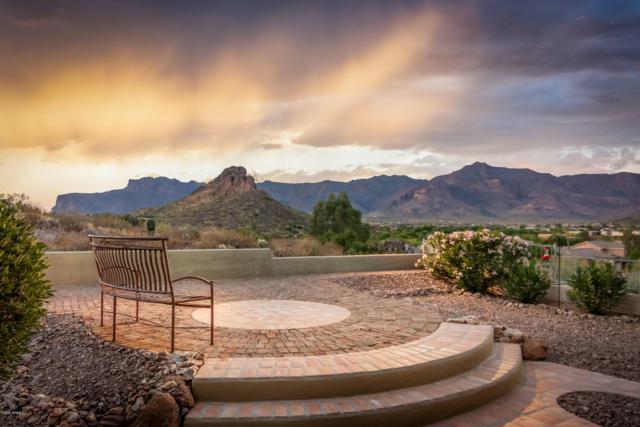 9442 E Kiva Lane, Gold Canyon, AZ 85118 (MLS #5926646) :: CC & Co. Real Estate Team